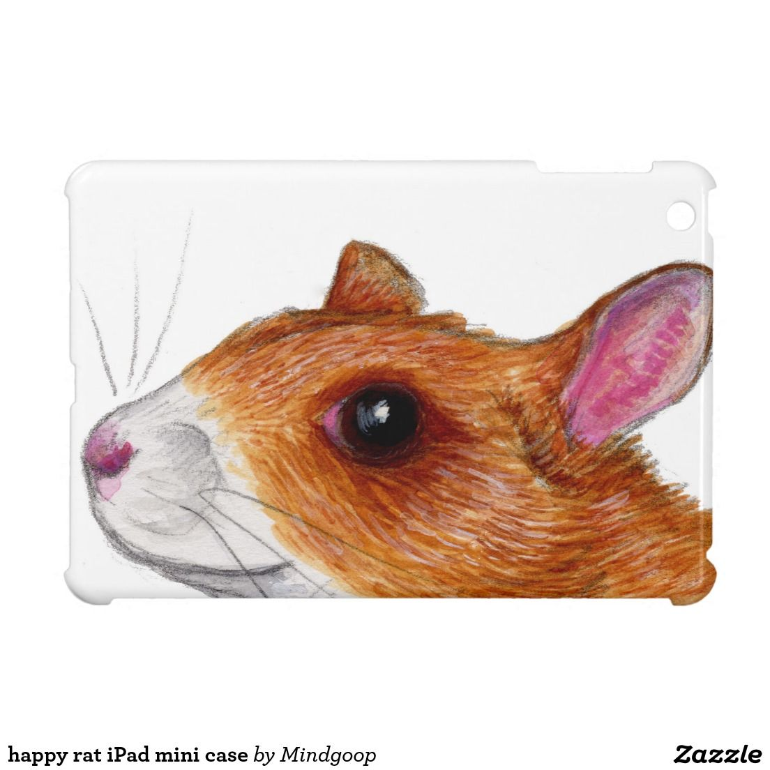 happy rat iPad mini case | iPads | Pinterest | Ipad mini cases, iPad ...