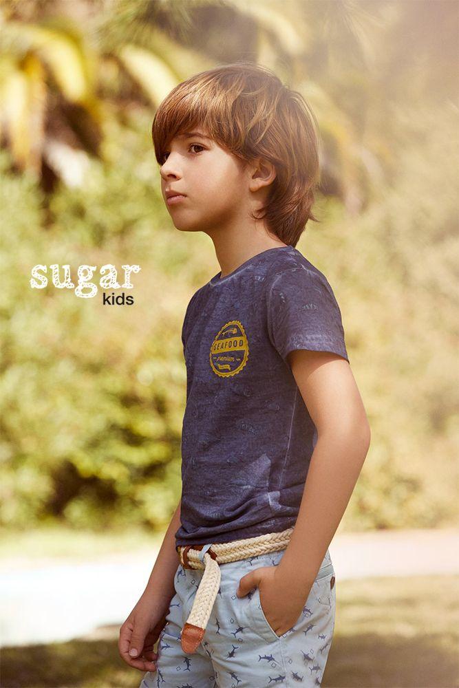4ec8a502baf9 Gabriel de Sugar Kids para Lefties Coiffure Petit Garcon, Coiffure Enfant,  Petit Garçon,