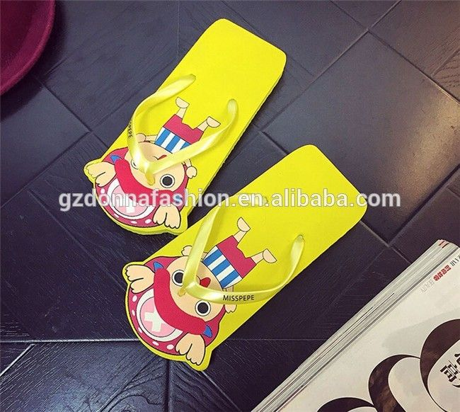 Creative Pirates Wang Qiao Seat Word Procrastinates Female Cartoon Fashion Leisure Cool Slippers, View cute home shoe, donnatoyfirm Product Details from Guangzhou Donna Fashion Accessory Co., Ltd. on Alibaba.com