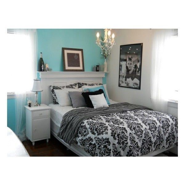 Budget Bedroom Decor: Home Inspirations / Tiffany Inspired Bedroom On A Budget