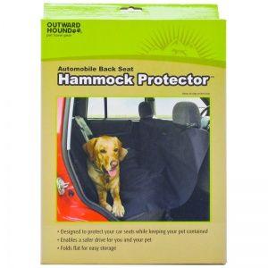 Outward Hound Automobile Back Seat Hammock Protector Car Seats Dog Belts