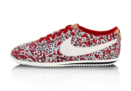 NIKE SPORTSWEAR: LIBERTY COLLECTION / SUMMER 2012 (ladies)