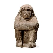 Stone seated figure of Xochipilli  Mexica*, AD 1325-1521 From Mexico  Flower Prince  Xochipilli was the Mexica god of music and dance. His name in Nahuatl, the language spoken by the Mexica, means 'Flower Prince'. He was also called Macuilxochitl. Music and dance played an important role in Mexica religious and public ceremonies. Some of the dances described by the Spanish chroniclers have survived to the present.