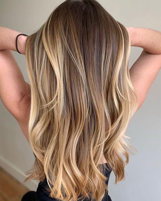 20 Shades Of Blonde Die Trendigste Liste Der Blonden Haare Von 2020 In 2020 Haarfarben Haarfarben Highlights Haarfarbe Balayage