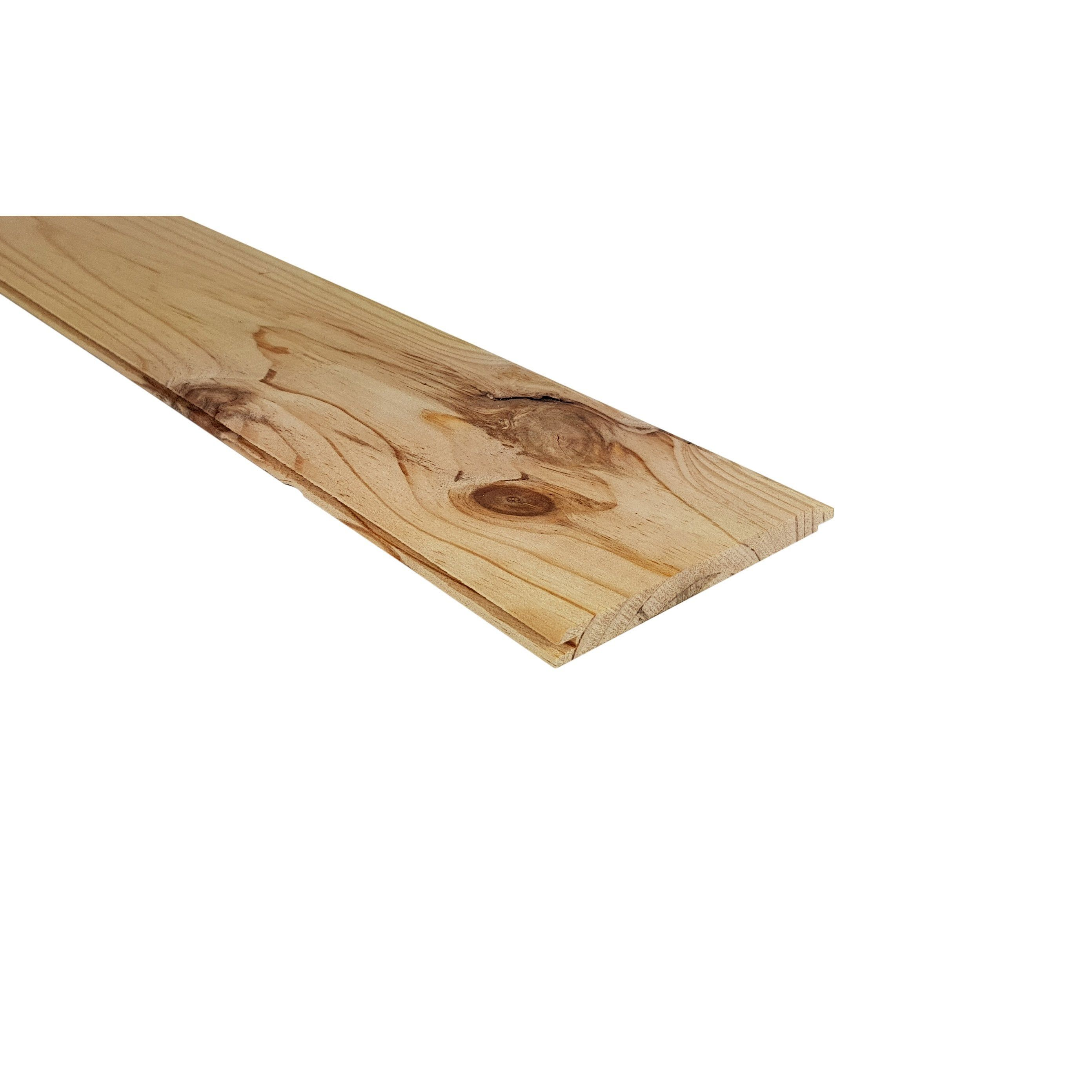 Lambris Bois Naturel Declasse L 200 X L 10 Cm X Ep 10 Mm Isb Lambris Bois Bois Naturel Et Lambris