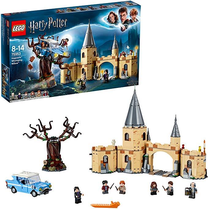 Lego Harry Potter Sauce Boxeador De Hogwarts Set De Construcción De Juguete 75953 Amazon Es Juguetes Y Jueg Hogwarts Lego Lego Harry Potter Harry Potter