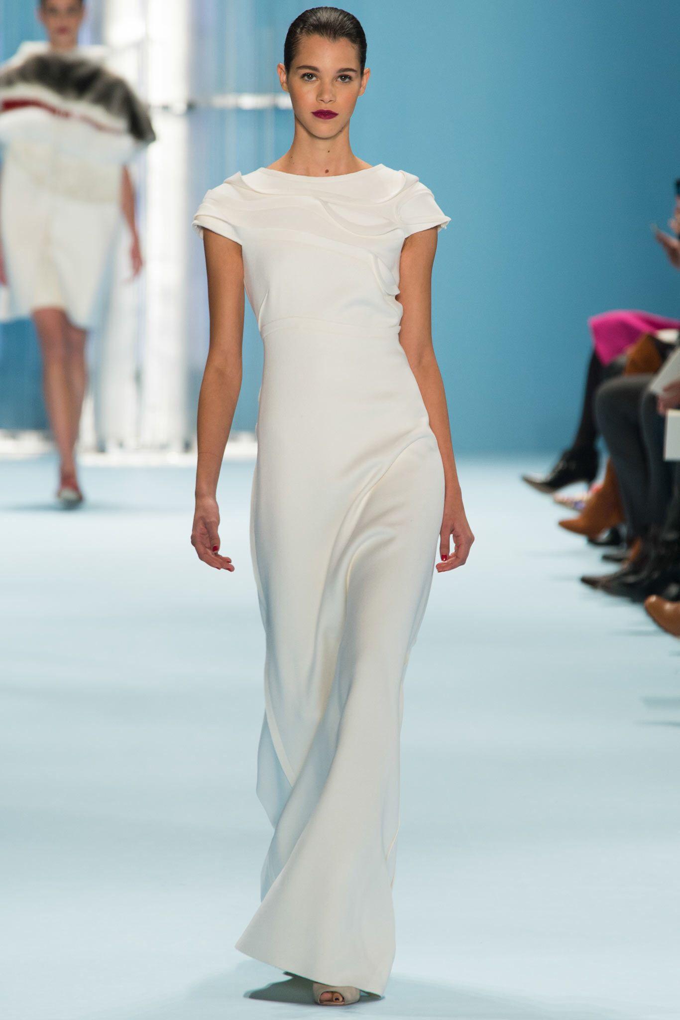 Carolina Herrera. | & Gorgeous Gowns | Pinterest | Grandes vestidos ...