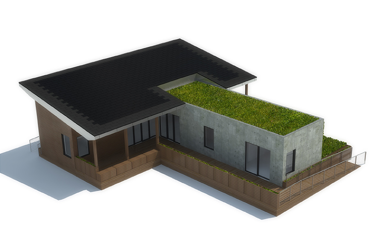 4 | This Solar-Powered Home Built By Millennials Will Make You Feel Better About The Future | Co.Exist | ideas + impact