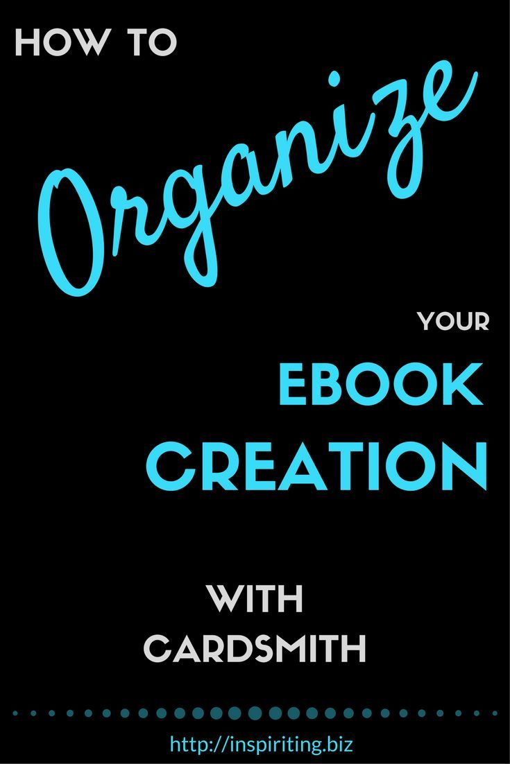 How to leverage an ebook creation with cardsmith organizations how to leverage an ebook creation with cardsmith fandeluxe Choice Image