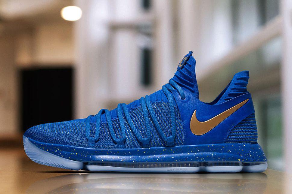 Nike Zoom KD 10 'NBA Finals' PE - EU Kicks: Sneaker Magazine