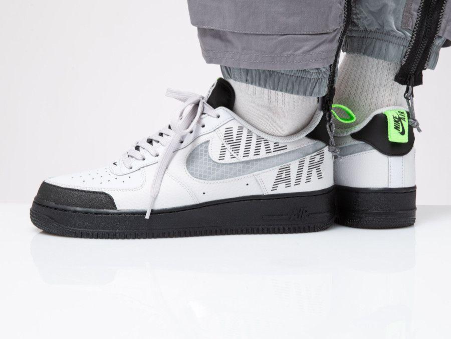 Review : que vaut la Nike Air Force 1 Under Construction