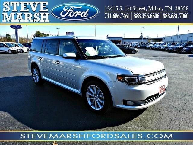 2019 Ford Flex S New 2019 Ford Flex Limited Ecoboost Sport Utility