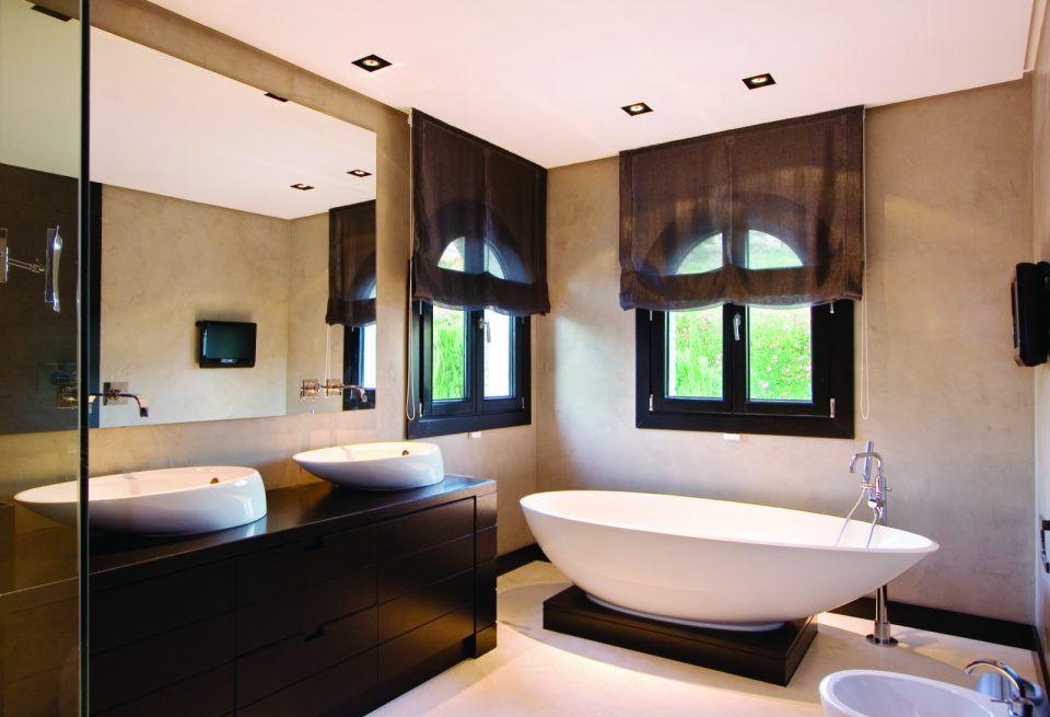 Luxe Badkamer Inrichten : Badkamer inrichting met luxe verlichting badkamer ideeën design