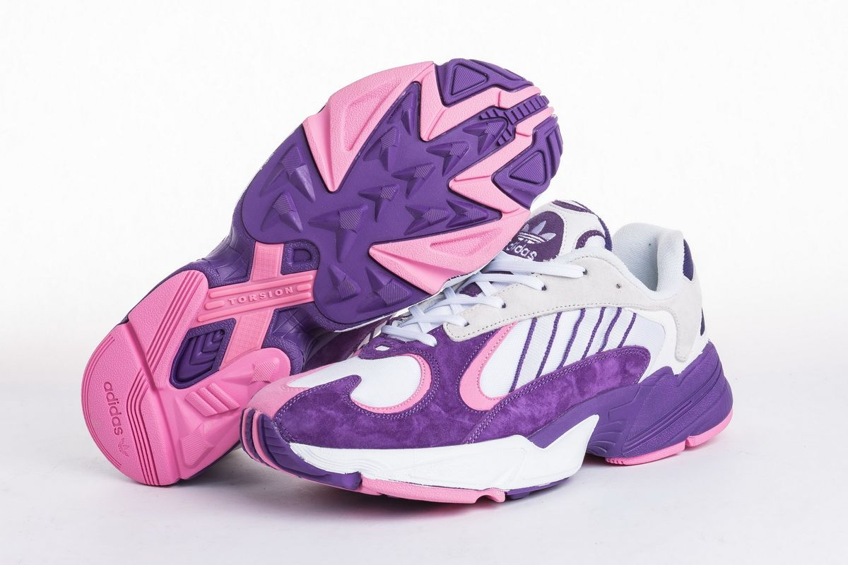 e9cbebac4ea Dragon Ball Z x Adidas Yung-1 Frieza Womens Girls Boost5