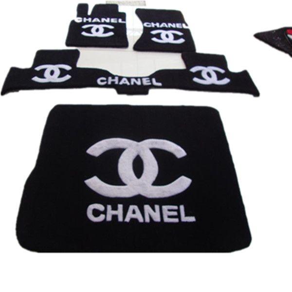 13 models hot fashion chanel benz bmw volkswagen honda car mats carpet mats can be customized. Black Bedroom Furniture Sets. Home Design Ideas