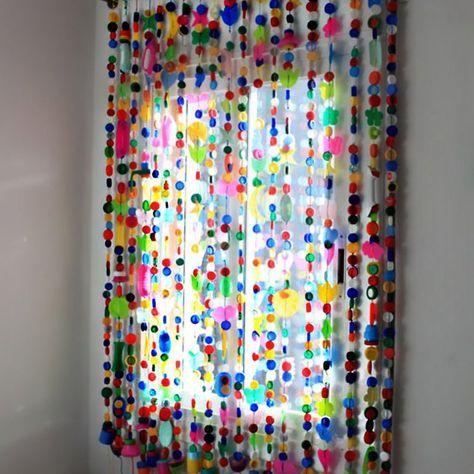 rideau de bouchons pearltrees faire