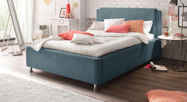 Schlafzimmer Swarovski ~ Stilvolles schlafzimmer in weiß. http: www.betten.de komplett