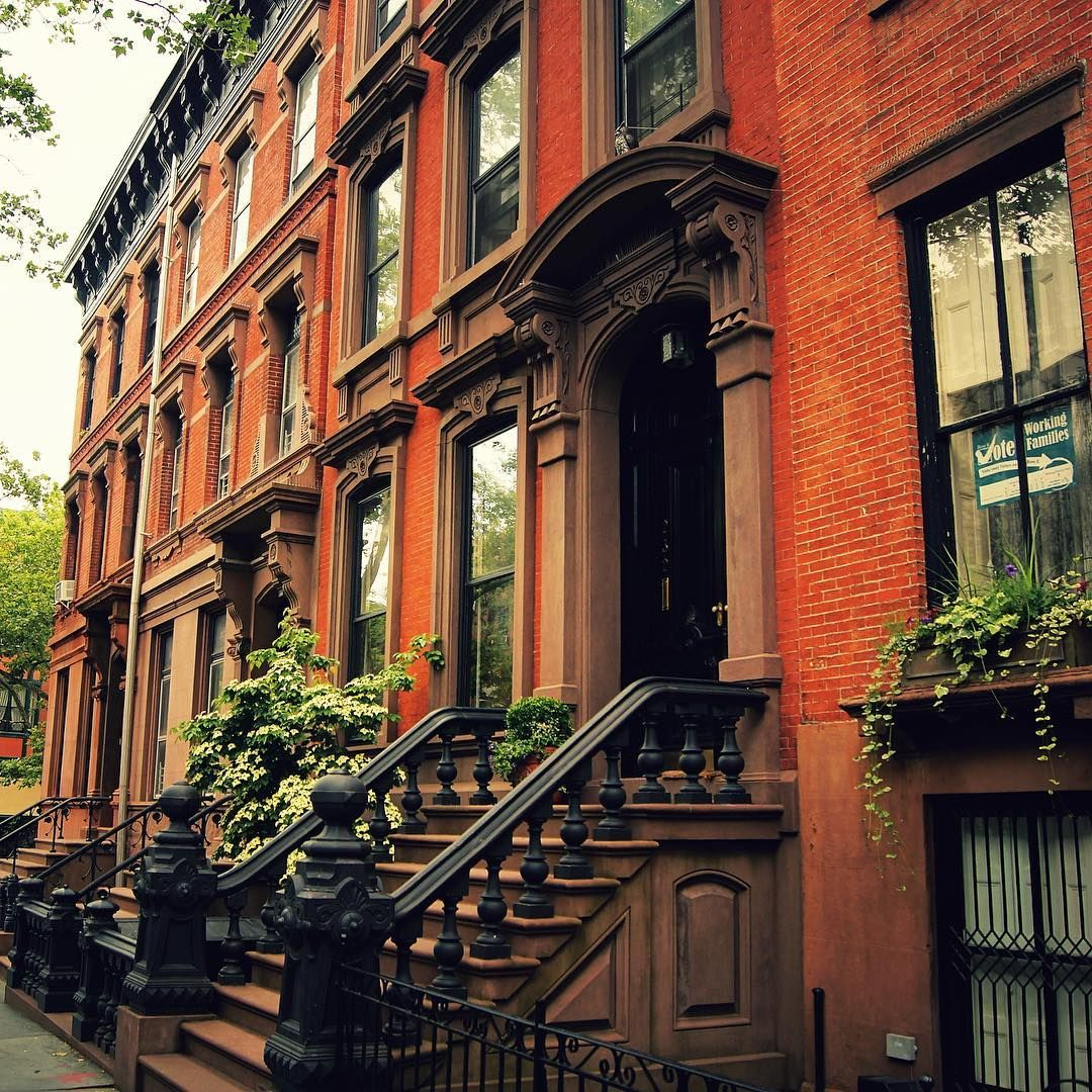 Cheap Nyc Apartments For Rent: Every Brick A Story... Cobble Hill, Brooklyn, New York