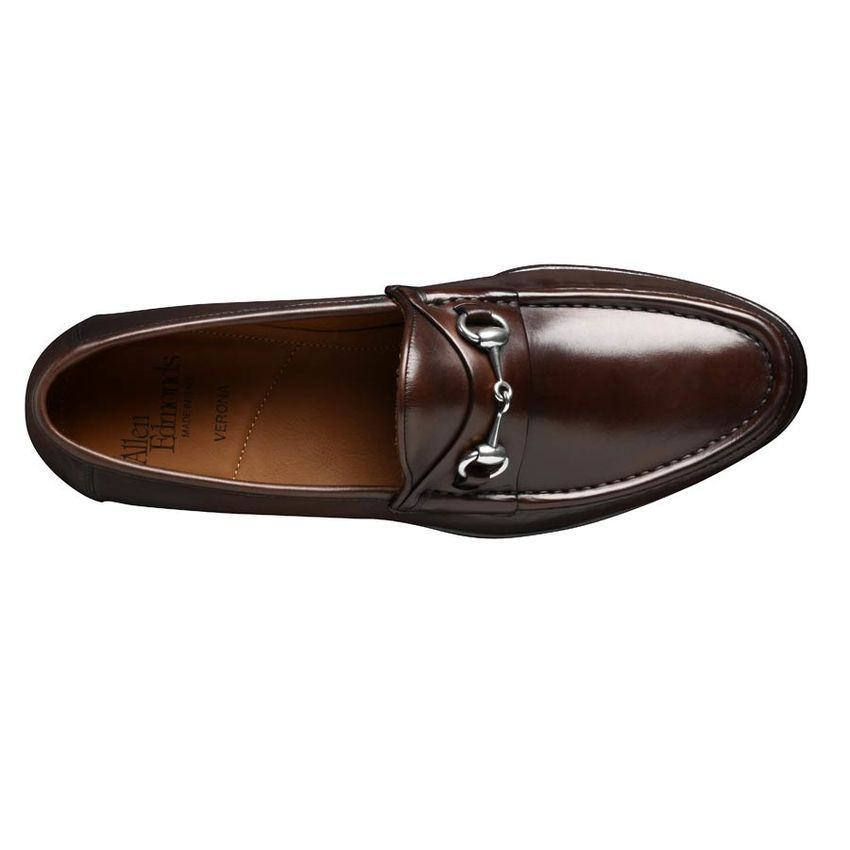 Allen Edmonds Men's Verona Ii Bit Loafer 46lCvm2wb