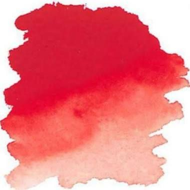 Winsor Newton Artists Watercolour Cadmium Red Deep Half Pan