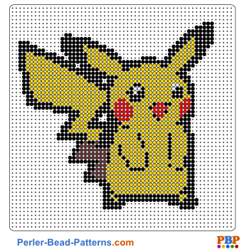 pikachu perler bead pattern download a great collection of free pdf