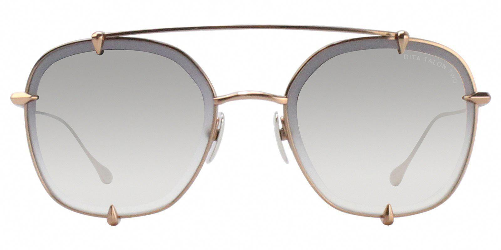 cb7df71c561 Dita - Talon-Two Rose Gold - Gold sunglasses