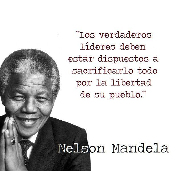 Resultado De Imagen Para Mandela Citas Celebres Nelson