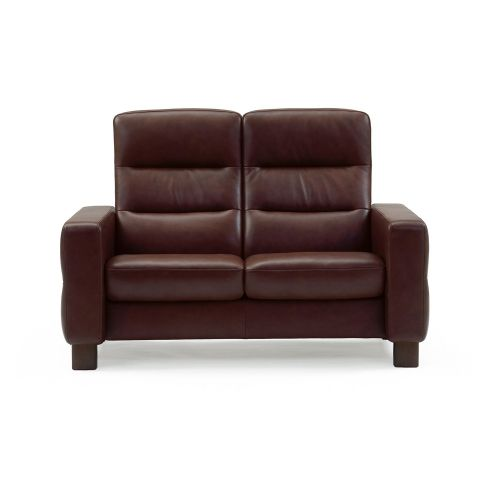 Stressless Wave 2 Seater High Back At