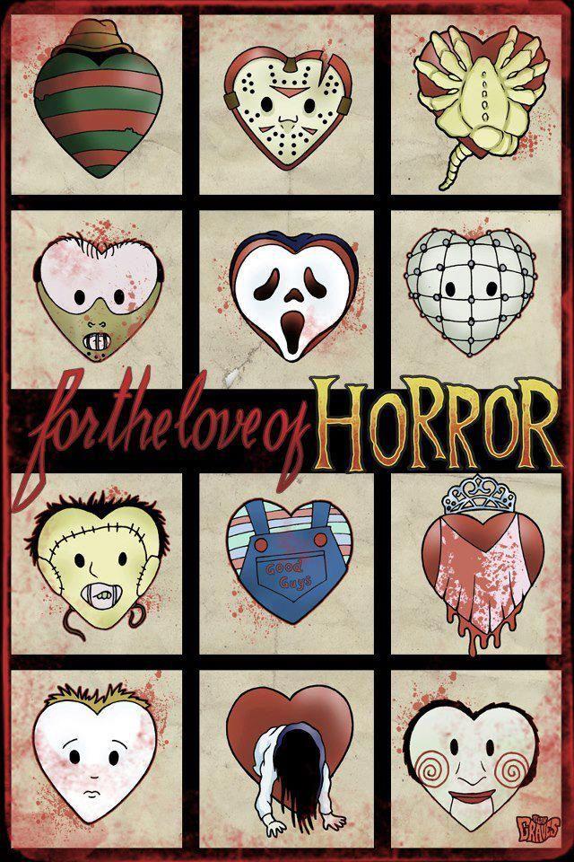 For The Love Of Horror Horror Movie Tattoos Horror Icons Horror Tattoo