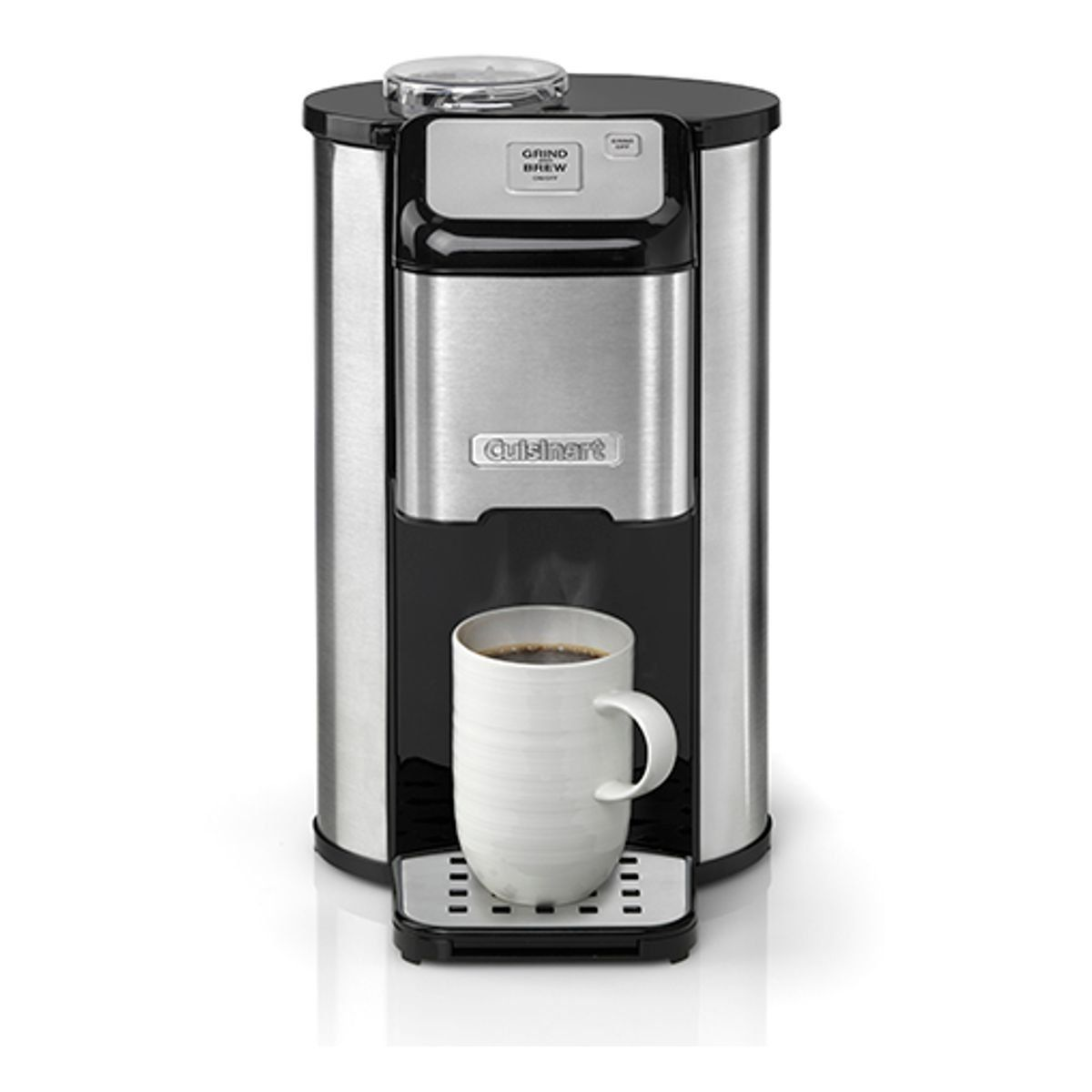 Cuisinart One Cup Grind and Brew Individual Coffee Machine