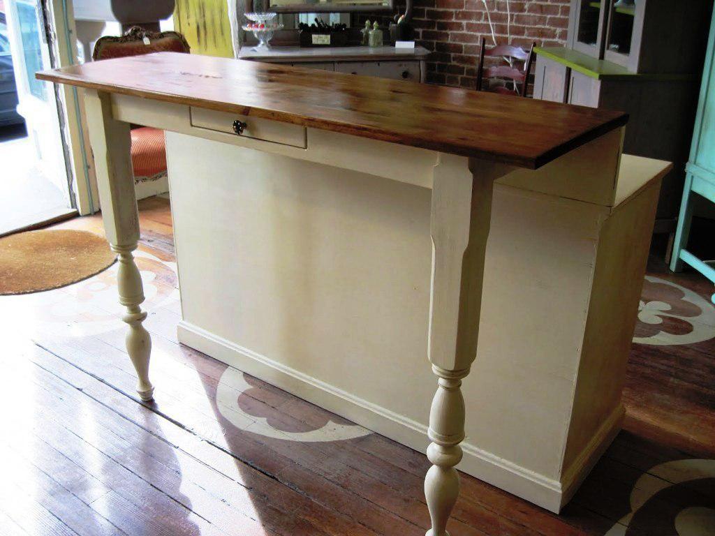 Arbeitsplatte Als Tisch An Wand.Wählen Sie Eine Küche Insel Tragbare Bewegliche Weiße Holz