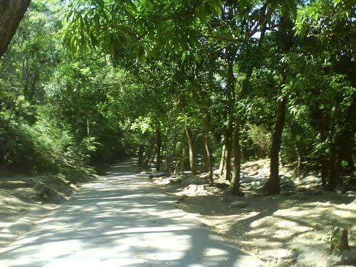 Vía Balneario Polvorín, Turmero