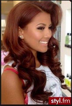Red Hair With Brown Skin Hair Color Auburn Hair Styles Hair