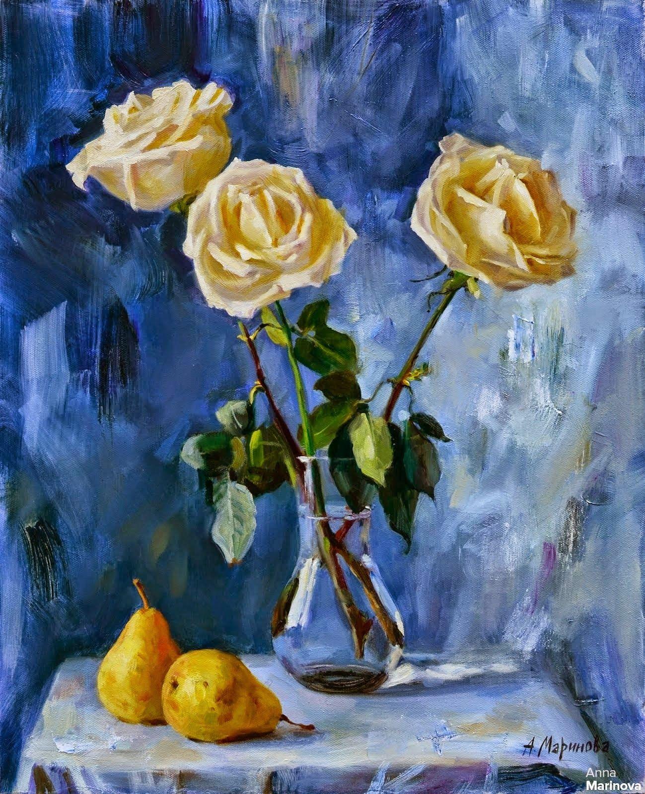 Por amor al arte: Anna Marinova