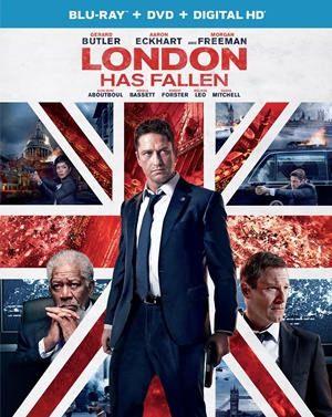 Londres Bajo Fuego [HD 1080p] [Latino-Ingles] [2016] - http://CineFire.Tk