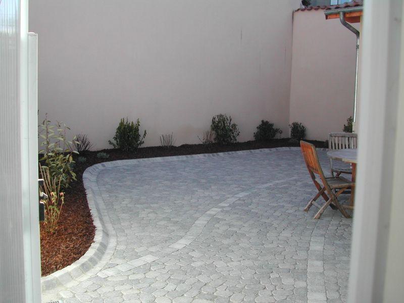 12 best Terrasse images on Pinterest Garden ideas, Terrace and - terrasse pave et bois