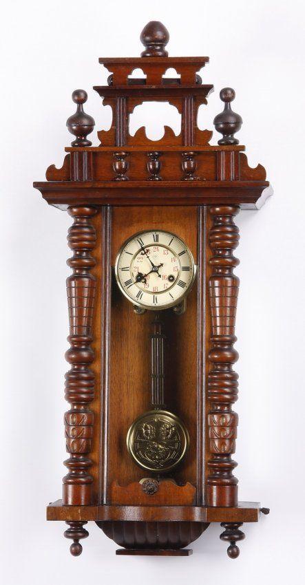 Antike Uhr | ANTIKE ARTIKEL Möbel Haushalt usw. NOSTALGIE ...
