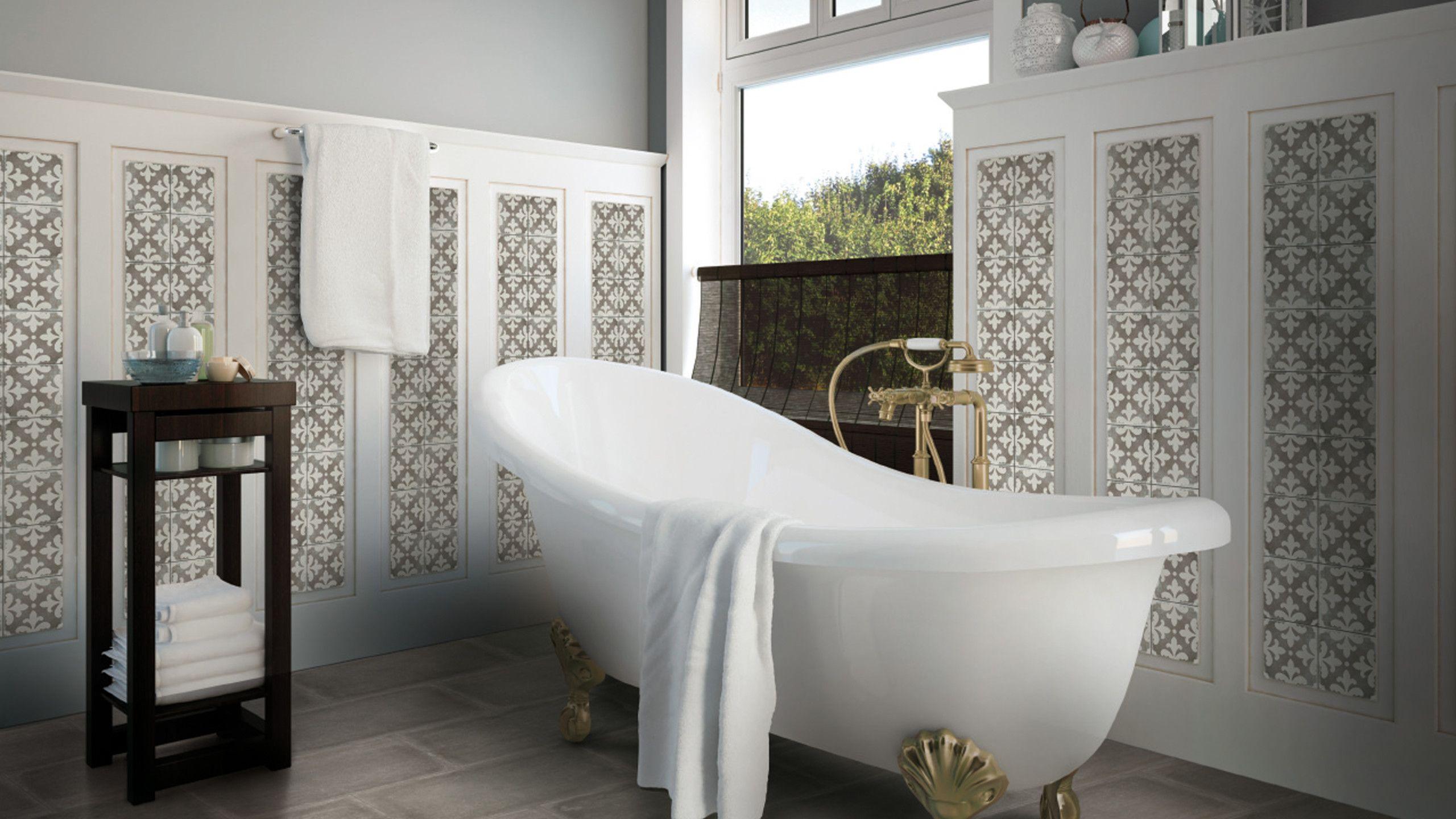 Palazzo 12 X 12 Floor Wall Tile In Antique Cotto Stylish Bathroom Tile Bathroom Bathrooms Remodel