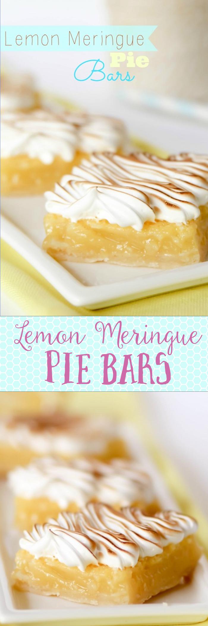Lemon Meringue Pie Bars - a great alternative to pie. Handheld, easier to eat, etc. These always get rave reviews. Lemon Meringue Pie Bars - a great alternative to pie. Handheld, easier to eat, etc. These always get rave reviews.