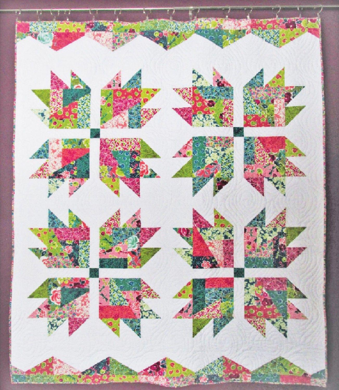 Scrap Crazy Bear Paw Quilt By Faust Terri Bear Paw Quilt Quilt Patterns Quilts