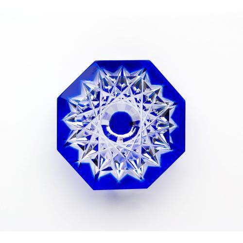 高野秀徳-江戸切子作品