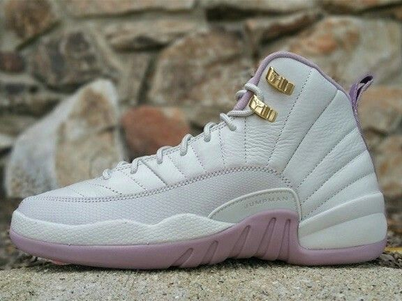 e22eba83360 White & Lavender PLUM FOG 12's FKN! | K!€K'Z 4 H3R! in 2019 | Shoes ...