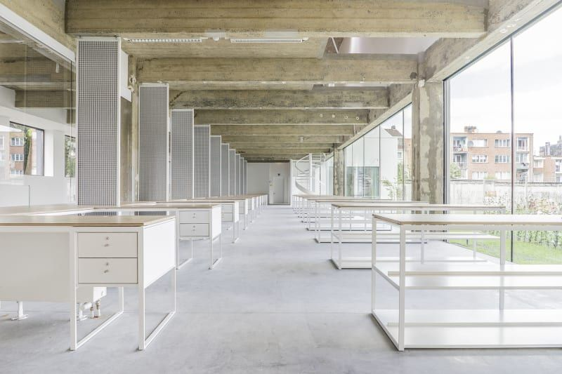 Mamout architectes ld2 stéphanie willocx · charles malis archi