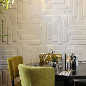 Create Innovative Surface Solutions Textured Feature Walls Decorative Wall Panels Textured Wall Panels Contemporary Family Rooms