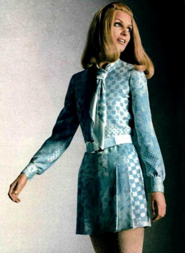 L'Officiel magazine 1969 Christian Dior