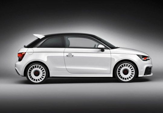 Kid Cudi Virgil Abloh Release New Limited Edition Collab Audi A1 Quattro Audi A1 Audi