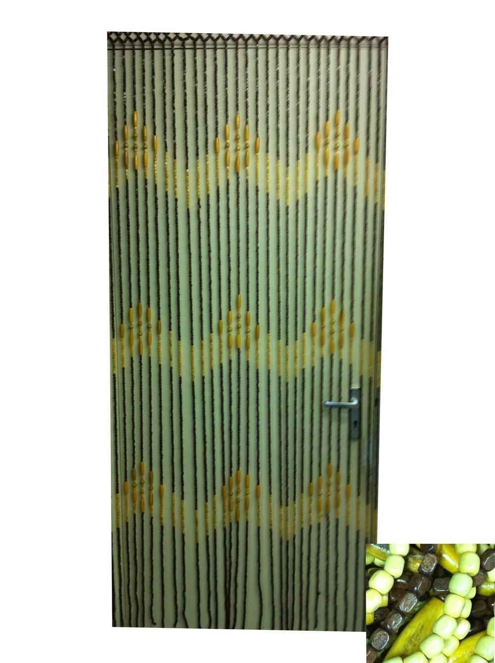 Bamboo Beaded Curtains For Windows Bamboo Curtains Pinterest