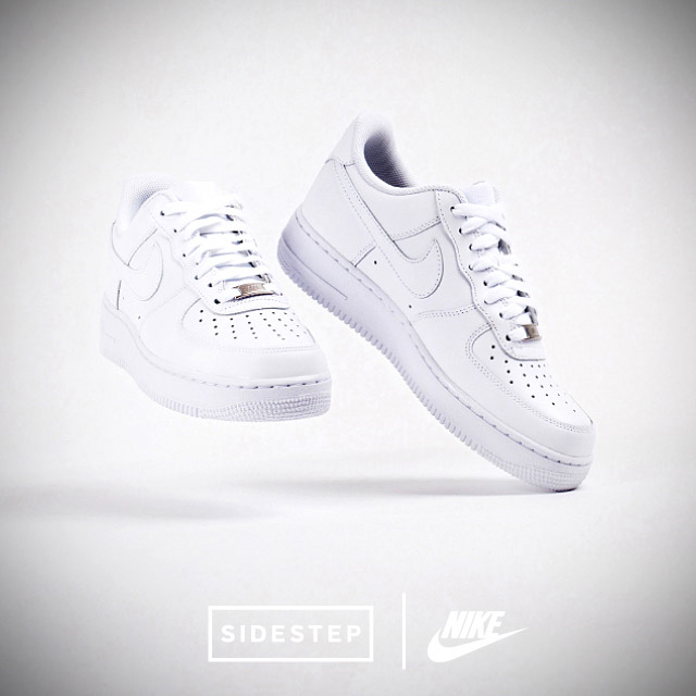 Nike Air Force 1 @SIDESTEP | wear. in 2019 | Nike air force