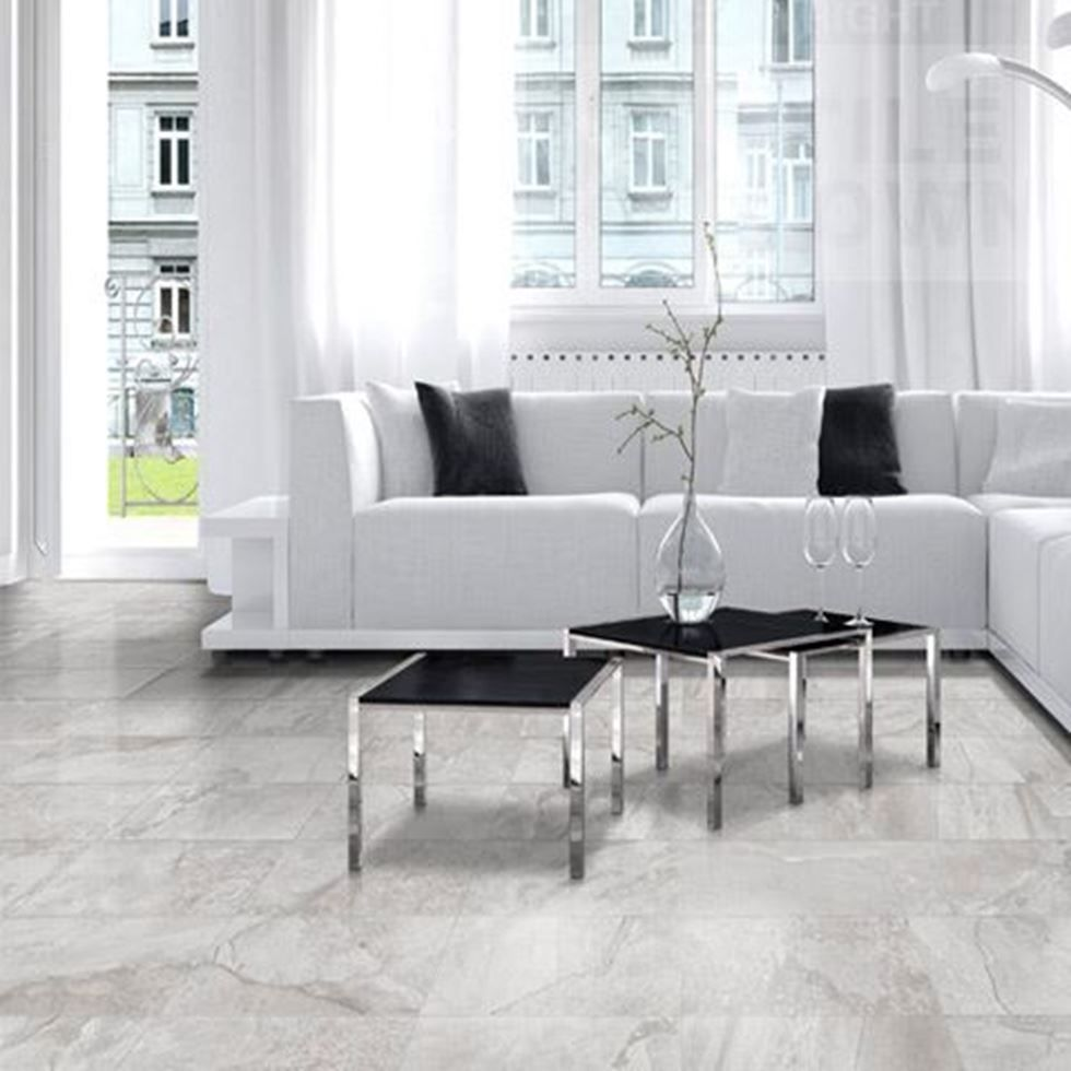 Canada Grey Porcelain Floor Tiles supplied by Tile Town ...