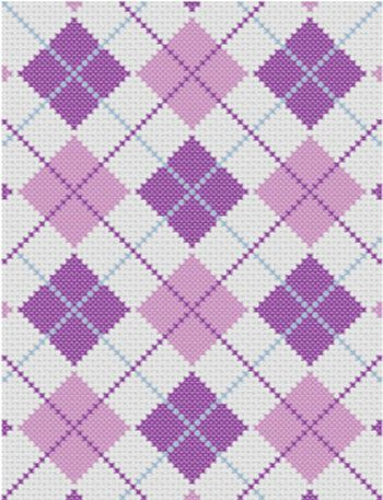 graphghan pattern C2C crochet pattern - Corner to corner - C2C ...